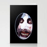 Captain Spaulding Stationery Cards