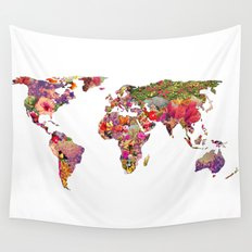 It's Your World Wall Tapestry