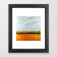 Oakdale Nature Preserve Framed Art Print