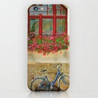 Bike At The Window iPhone 6 Slim Case