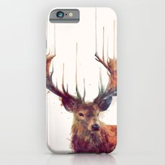 Red Deer // Stag iPhone 6 Slim Case