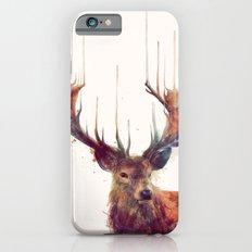 Red Deer // Stag iPhone 6 Slim Case