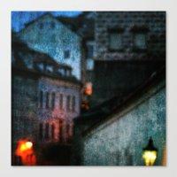 Bohemian Nights Canvas Print