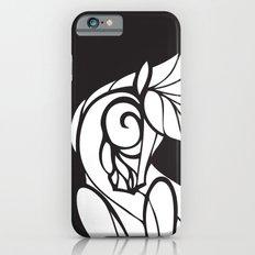 Horse Swirls 2 iPhone 6 Slim Case
