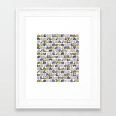 Ventus:1:7 Framed Art Print
