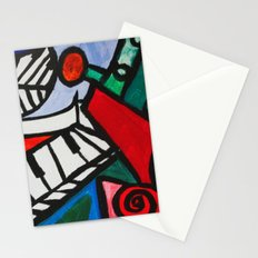 Endless Music Stationery Cards