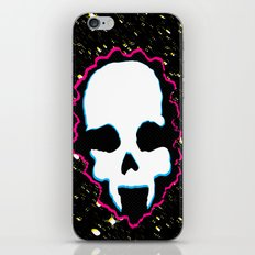 Ghost Demon iPhone & iPod Skin
