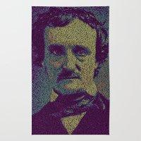 Edgar Allan Poe. Rug