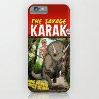The Savage KARAK, King O… iPhone 6 Slim Case