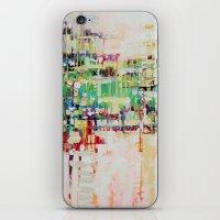 ABSTRACTION Island iPhone & iPod Skin