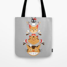 Studio Kitty Tote Bag