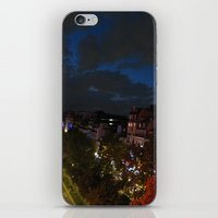 Night In The City Of Lig… iPhone & iPod Skin