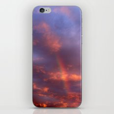 Dramatic Rainbow iPhone & iPod Skin