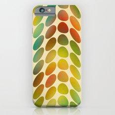 Undulating Dots Slim Case iPhone 6s
