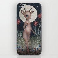 Belle Biche iPhone & iPod Skin