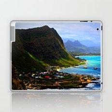 Hanauma Bay Laptop & iPad Skin