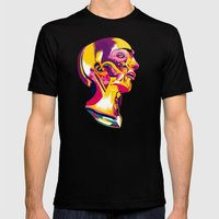 Anatomy 220914 Mens Fitted Tee Black SMALL