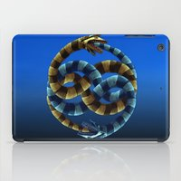 The Never Ending Sand Worm iPad Case