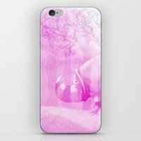 Ghostly Rhino iPhone & iPod Skin
