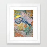 Oceans of Love Framed Art Print