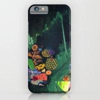 Cave Garden V iPhone 6 Slim Case