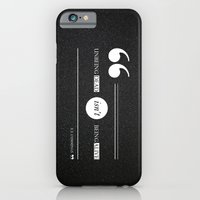 Dead Or Alive iPhone 6 Slim Case