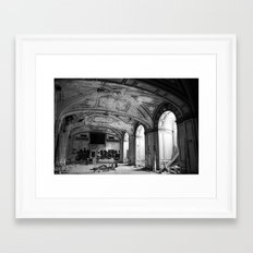 Lee Plaza Framed Art Print