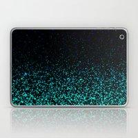 Mint Sparkle Laptop & iPad Skin