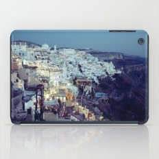 Fira at Dusk II iPad Case