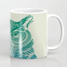 Warrior Owl Mug
