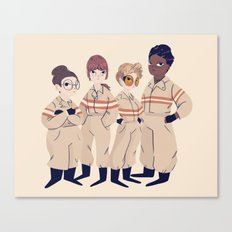 Busters Canvas Print