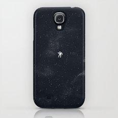 Gravity - Dark Blue Slim Case Galaxy S4