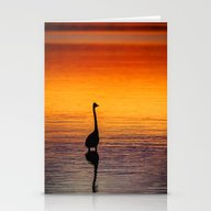 Stationery Cards featuring Tranquility by JMcCool
