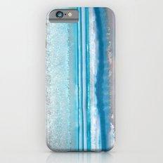 Teal Agate iPhone 6 Slim Case