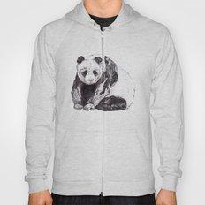 Panda Bear // Endangered Animals Hoody