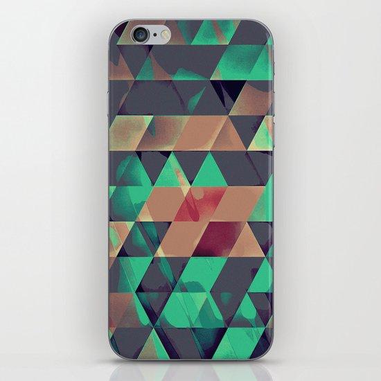 spyllx iPhone & iPod Skin