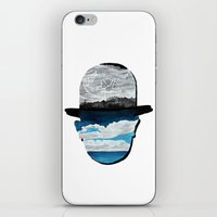 Ceci n'est pas une Magritte iPhone & iPod Skin