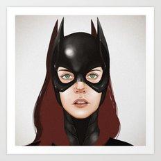 Barbara.  Art Print