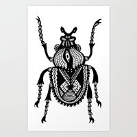 Big Bug Art Print