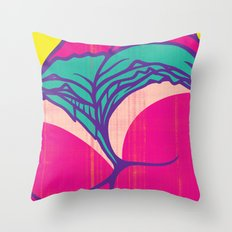 Booty Clap Throw Pillow