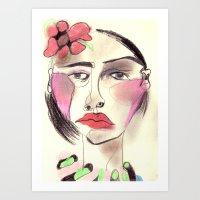 Study #31 Art Print