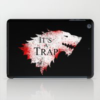 Dire Situation iPad Case