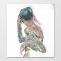 TATTOOS Canvas Print
