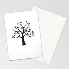 Love Blossoms Stationery Cards
