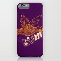 Musical Sunset iPhone 6 Slim Case