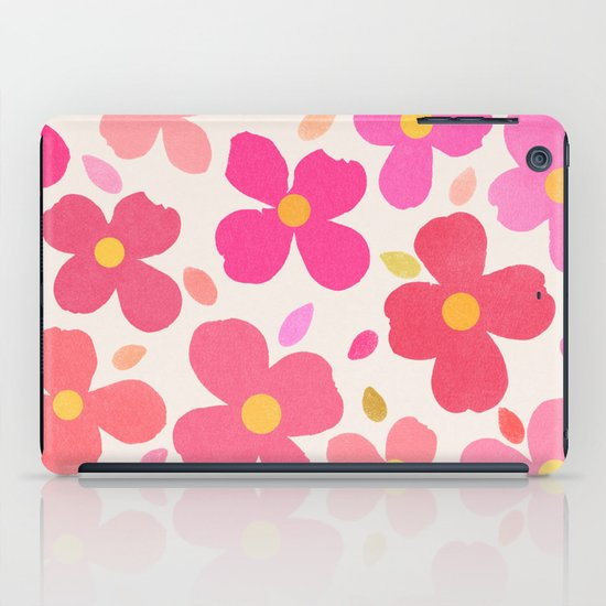Dogwood Pink iPad Case