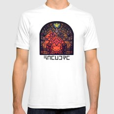 Sage Of Fire Mens Fitted Tee White SMALL