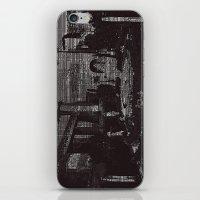 Digital Memories iPhone & iPod Skin