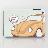 What's Up BUG iPad Case