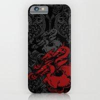 Dragon Damask iPhone 6 Slim Case